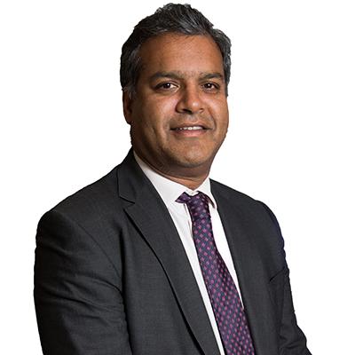 prof Raj Persad